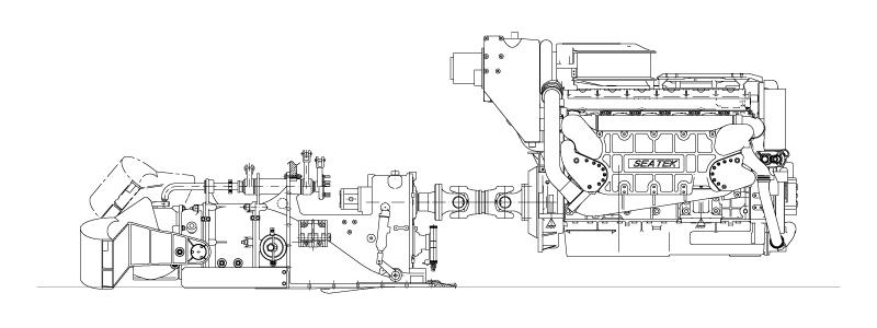 SEATEK 340 HC