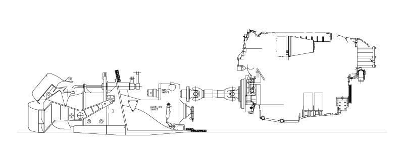 CATERPILLAR 490 HC