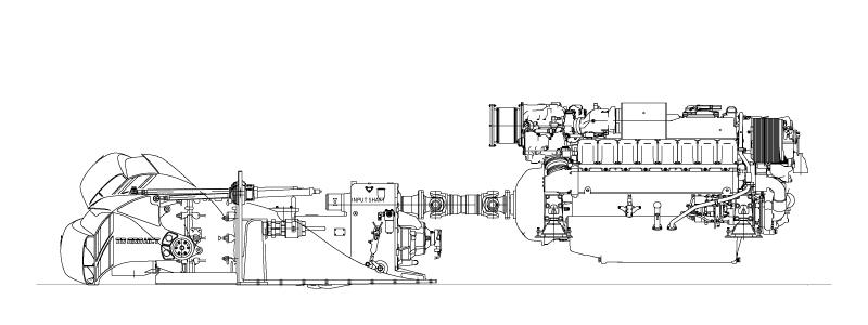 MTU 600 HCT
