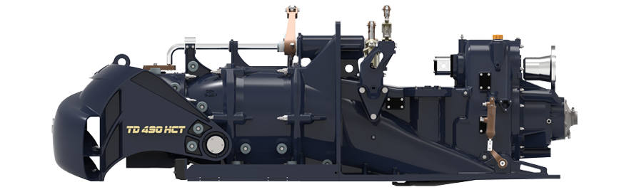 diesel tenders marine waterjet